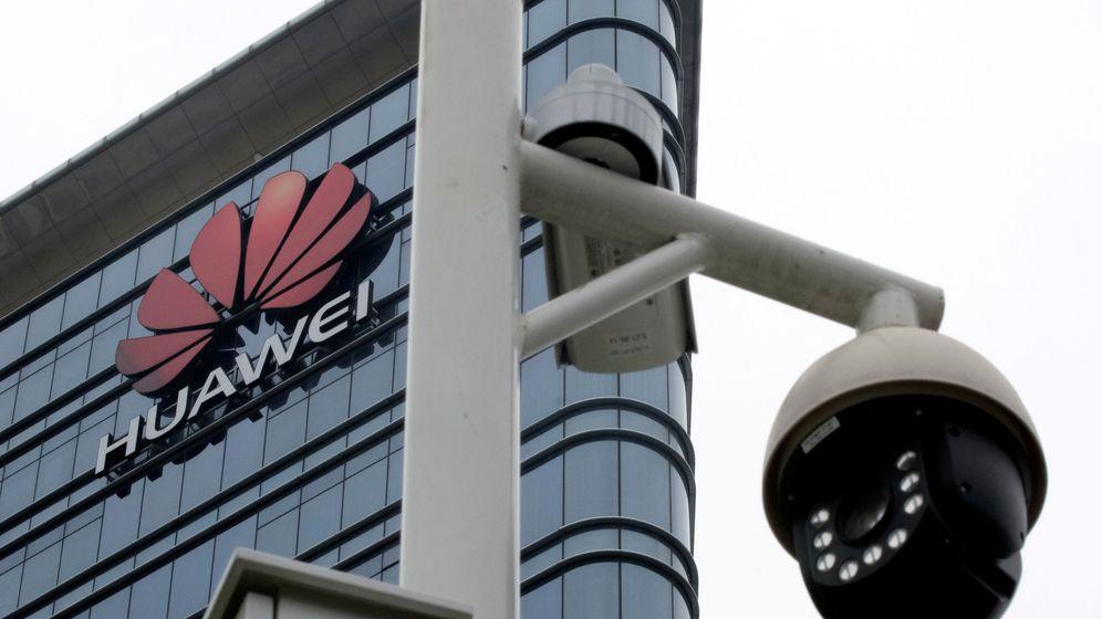 Foto: Edificio de Huawei en China. (Reuters)