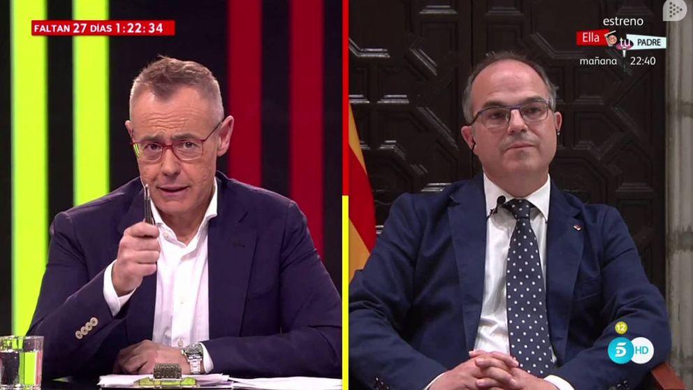 La advertencia de Jordi González a Turull en Telecinco