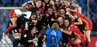 Post de España cierra un año de ensueño en el fútbol femenino con el título mundial sub-17