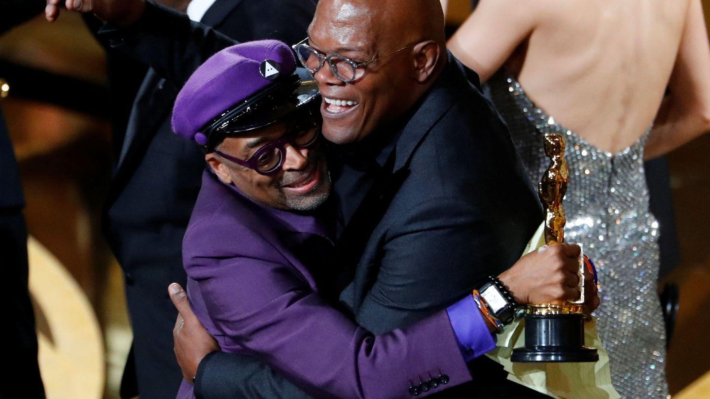 Spike Lee y Samuel L. Jackson. (EFE)
