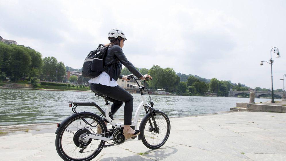 Foto: Bicicleta eléctrica de Kymco