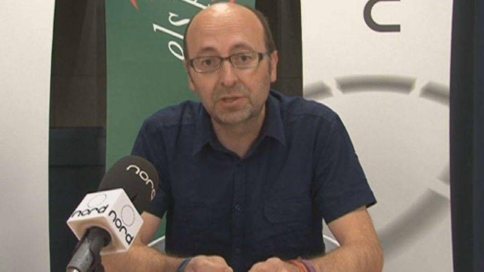 Foto: Francis Puig, hermano de presidente de la Generalitat valenciana, Ximo Puig.