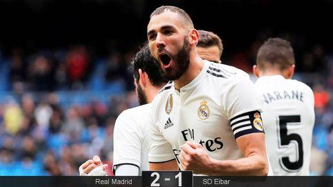 La dignidad de Benzema en un Real Madrid que es un bochorno