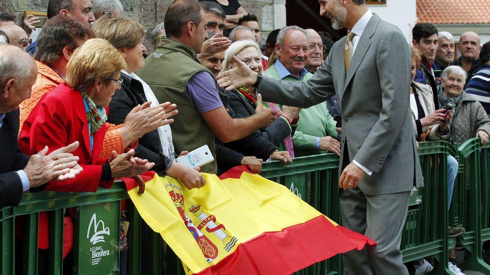 Foto: El Rey considera que el diálogo enriquece las soluciones para resolver los problemas. (EFE)