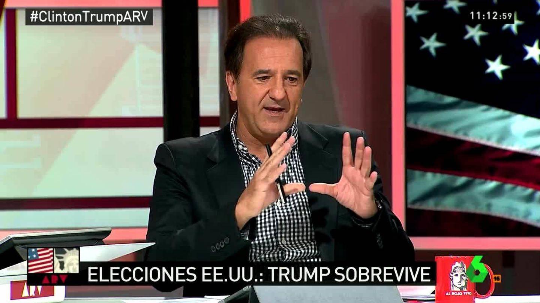 José Miguel Contreras, empresario audiovisual. (Atresmedia)