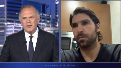 Las redes azotan a Cayetano Rivera por su entrevista con Pedro Piqueras