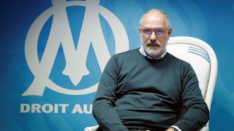 El trabajo sucio de Zubizarreta: limpiar las mafias del Olympique de Marsella