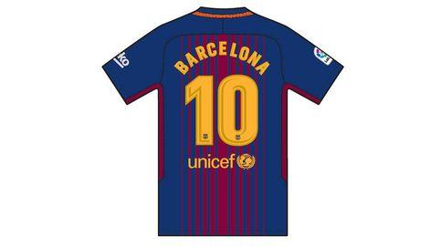 Ningún jugador del Barça llevará su nombre en la camiseta: todos se llamarán Barcelona
