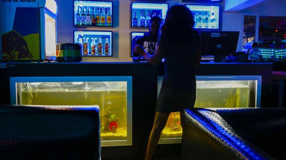 Foto: Imagen de una discoteca en Costa de Marfil (EC)