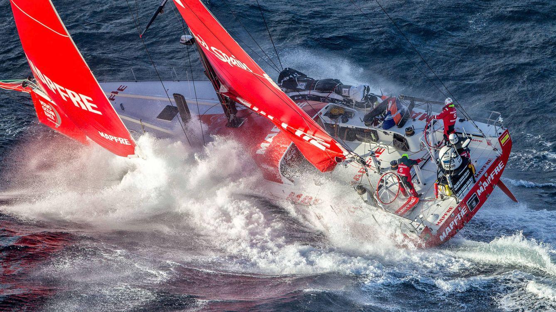 El MAPFRE regresa a la Volvo Ocean Race