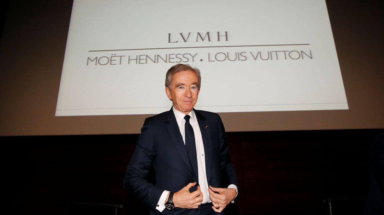 Bernard Arnault. (Reuters)