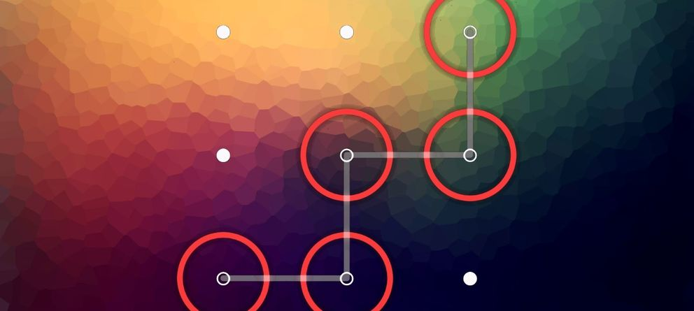 Foto: Tres claves para crear un patrón de desbloqueo seguro en el móvil