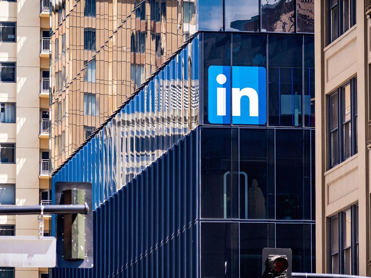 Foto: Oficinas de LinkedIn en San Francisco (California, Estados Unidos).
