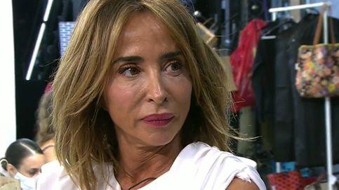 Brutal encontronazo entre María Patiño y Rafa Mora en 'Sálvame': Eres un panoli