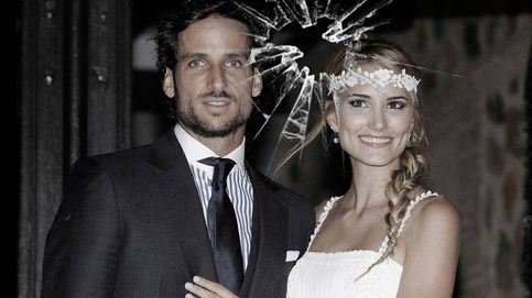 Alba Carrillo se deshace de sus vestidos de novia en el último 'Hable con ellas'