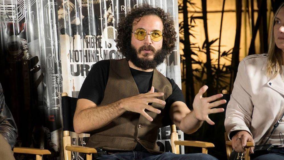 Foto: Nicolás Alcalá, director de 'El Cosmonauta', en una imagen reciente.