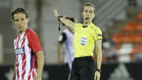 María Dolores Martínez será la encargada de arbitrar la final de la Copa de la Reina
