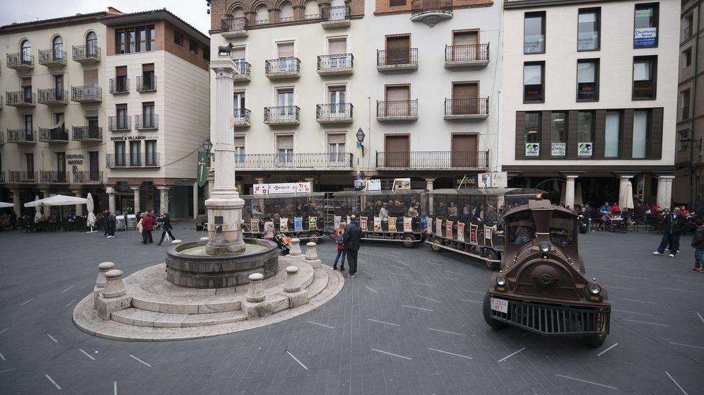 Foto: Teruel. (EFE)