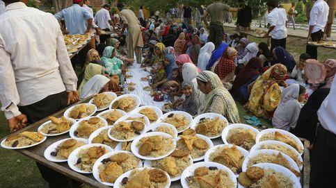 Celebración del Ramadán en Pakistán