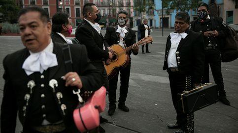 Los mariachis, muy afectados por la crisis sanitaria del coronavirus