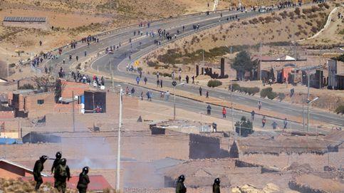 Los mineros bolivianos flagelaron al viceministro hasta la muerte