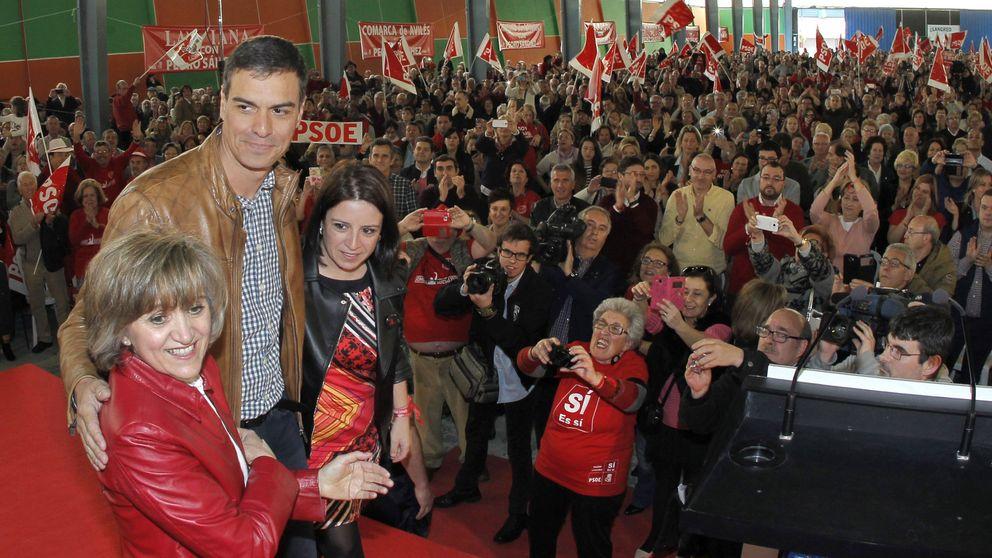 Sánchez avisa de que no hay dique que le pare pese al favoritismo hacia Díaz