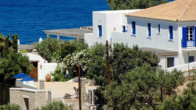 Vista de la casa de los Orange en Kradina. (EFE)