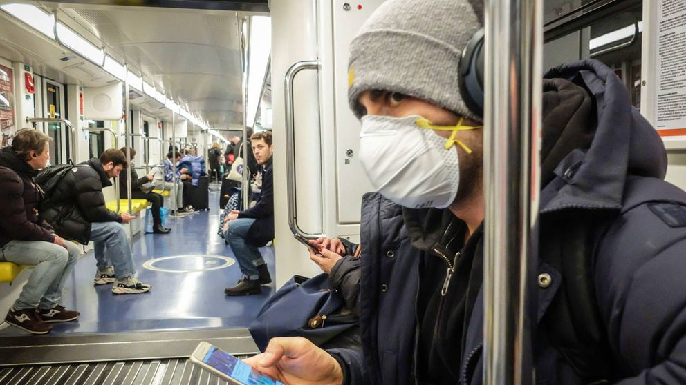 Madrid ordena la desinfección diaria de Metro, Cercanías y todos los autobuses