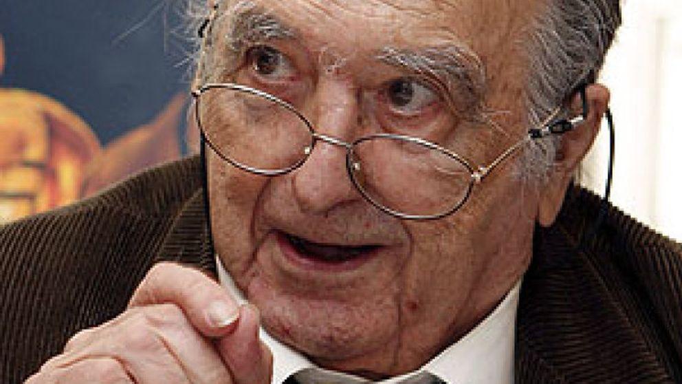 Rafael Sánchez Ferlosio gana el Premio Nacional de las Letras