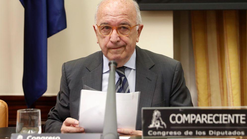 Foto: El exvicepresidente de la Comisión Europea, Joaquín Almunia. (EFE)