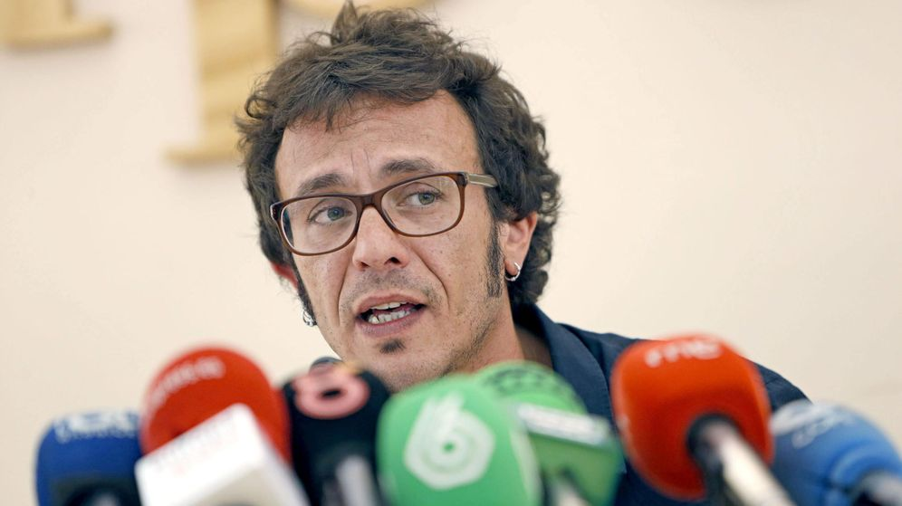 Foto: El candidato a la alcaldía de la capital gaditana de Por Cádiz sí se puede, José María González Santos Kichi. (EFE)
