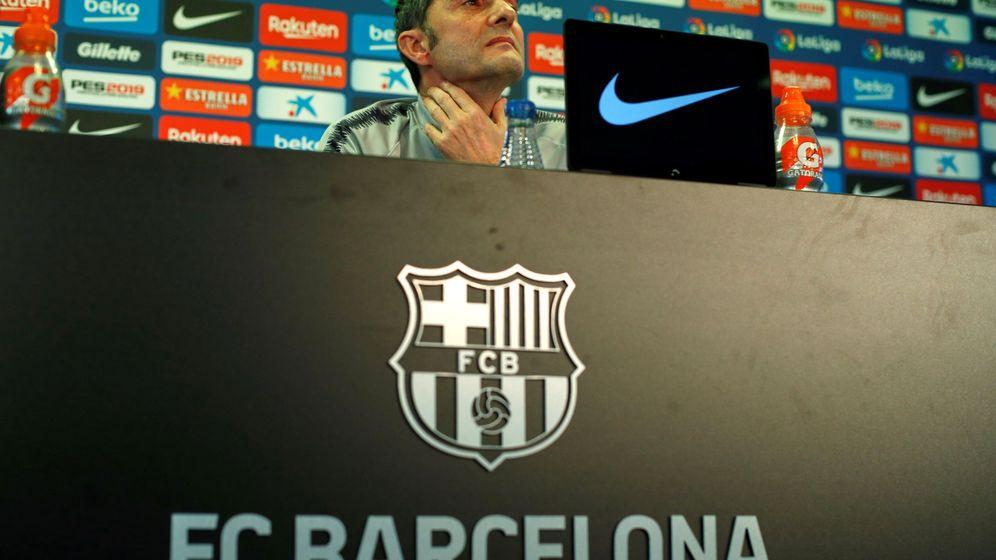 Foto: Valverde renueva por una temporada más. (EFE)