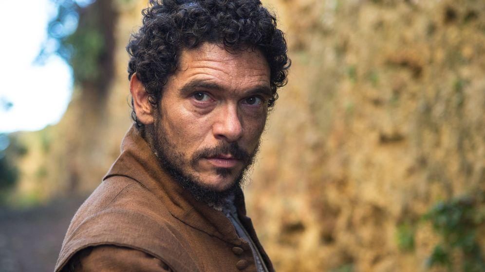 Foto: Pablo Molinero, protagonista de 'La peste'.