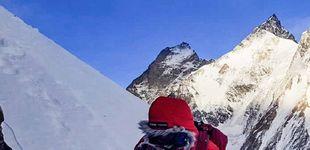 Post de Las ocurrencias de Alex Txikon en el K2 o cuando el tonto mira el dedo
