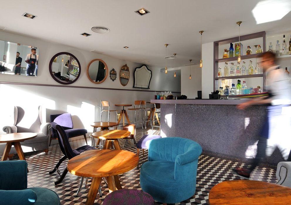 Foto: El restaurante Punto MX, en Madrid