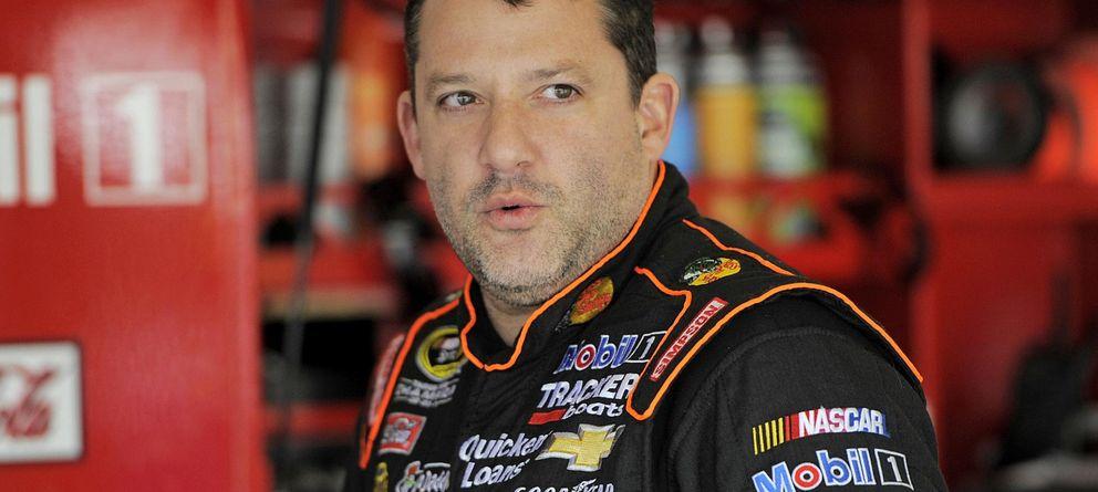 Atropello mortal en la NASCAR
