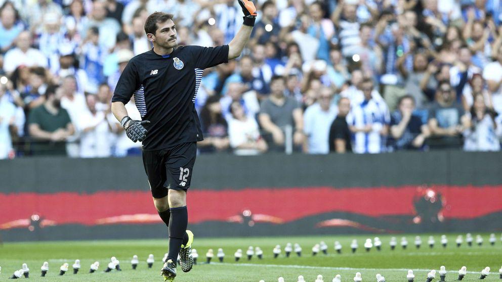 Obrigado, Florentino: el 'efecto Casillas' hace de oro al Oporto