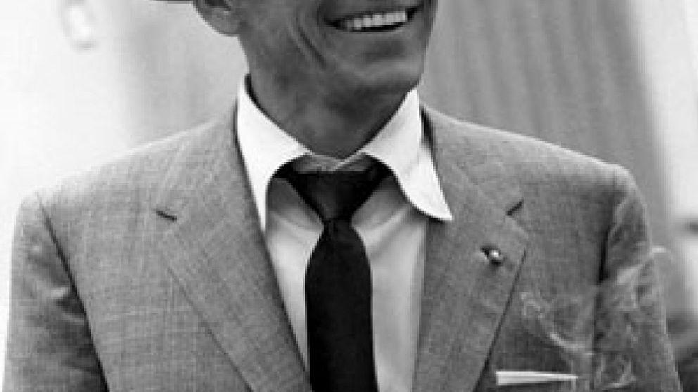 Recuerdos, fotografías y música, tesoros de 'El álbum de Frank Sinatra'
