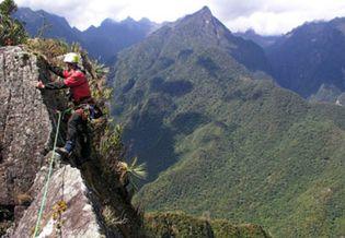 Foto: Los secretos de la más recóndita fortaleza de Machu Picchu, al descubierto gracias a un grupo de espeleólogos españoles
