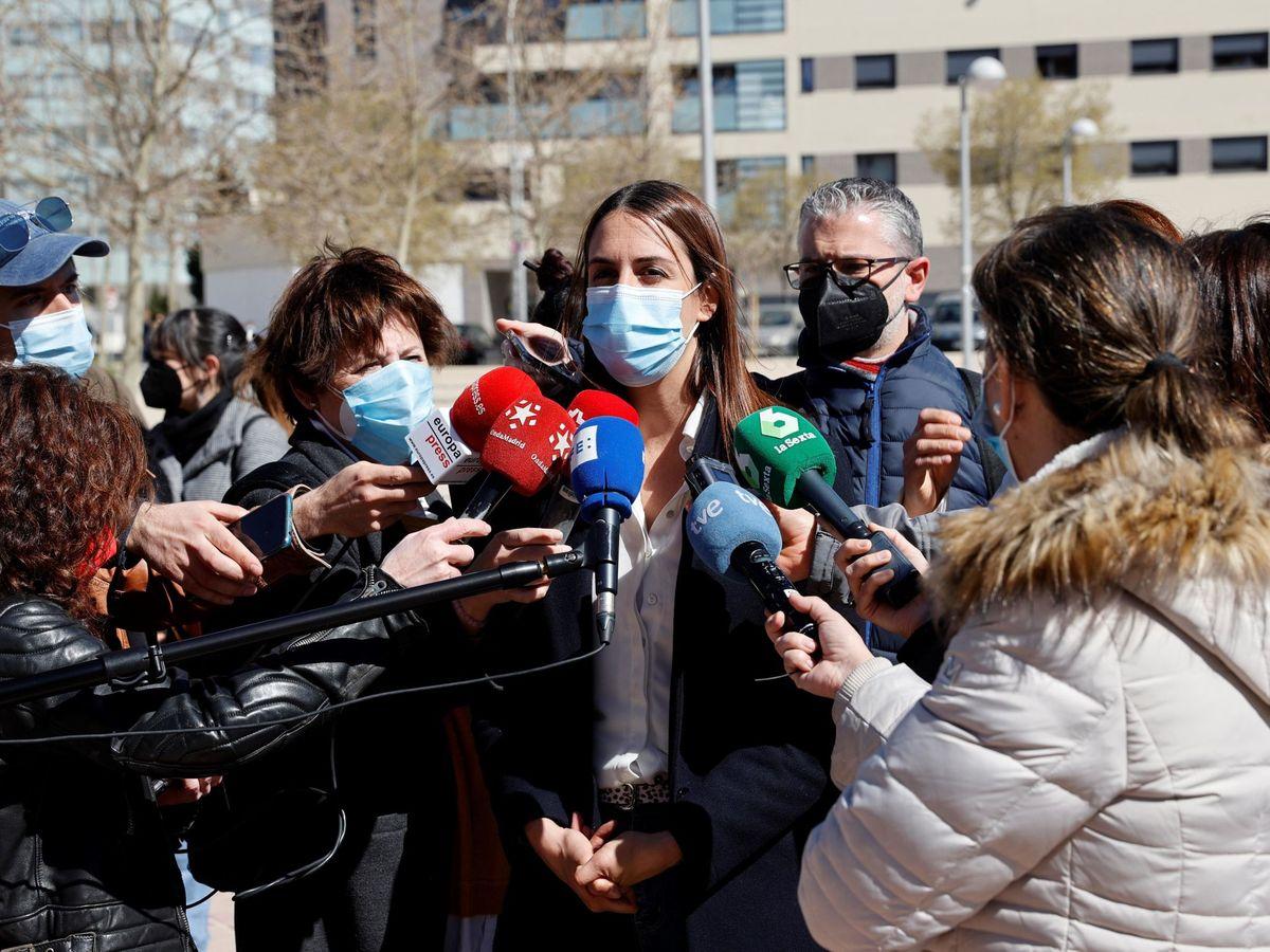 Foto: La portavoz de Más Madrid en el Ayuntamiento de la capital, Rita Maestre. (EFE)