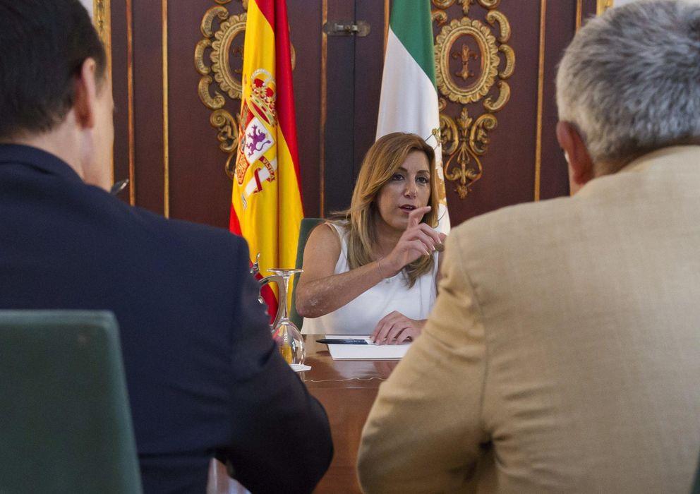Foto: Susana Díaz (EFE)
