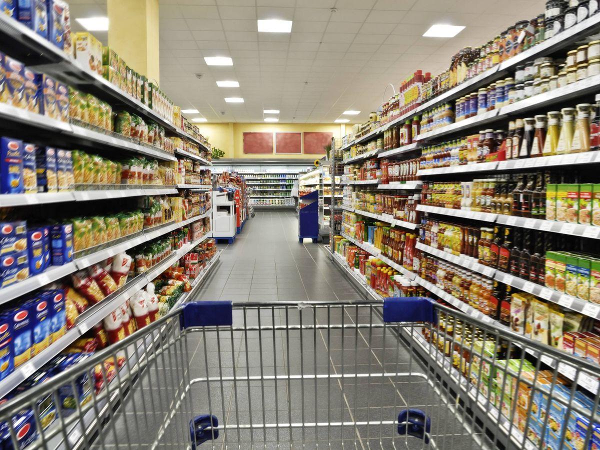 Foto: Un supermercado (iStock)