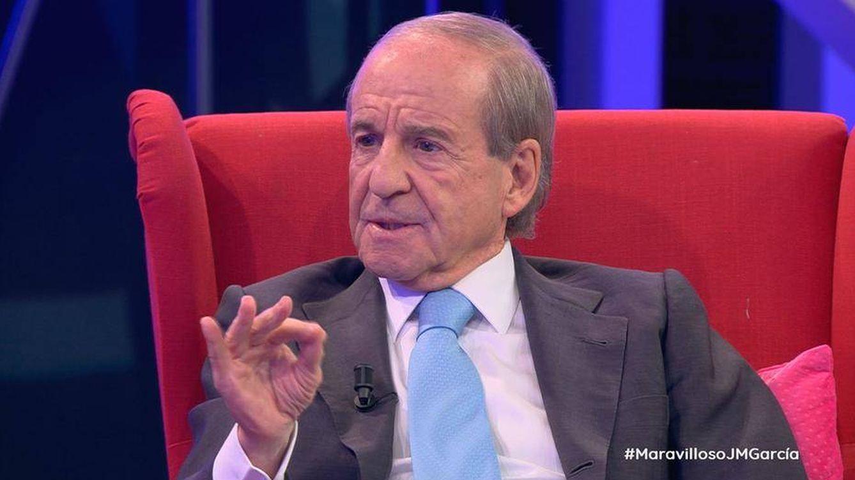 José María García, contra Iñaki López: La Sexta noche es el culmen de la manipulación