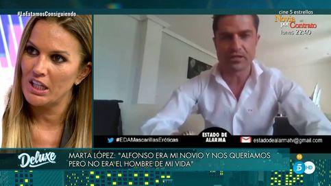Alfonso Merlos, acorralado: desvelan otra pillada mientras estaba con Marta López