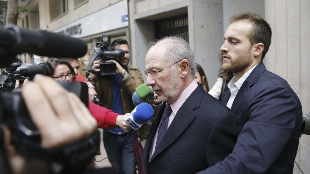 La trama de Rato cobró comisiones del 30% por la publicidad de Bankia