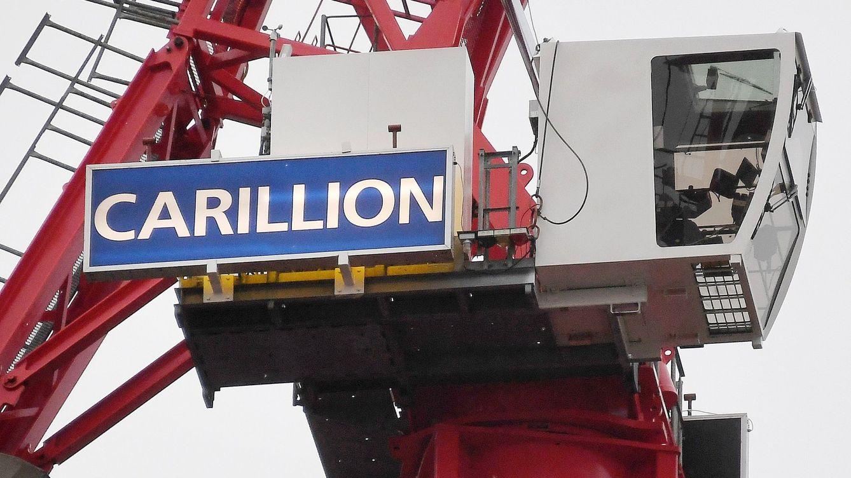 Santander UK, entre los acreedores afectados por la quiebra de la constructora Carillion