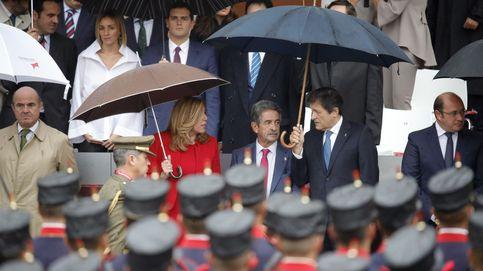Fernández, preocupado por la división interna, enfría el optimismo de los barones