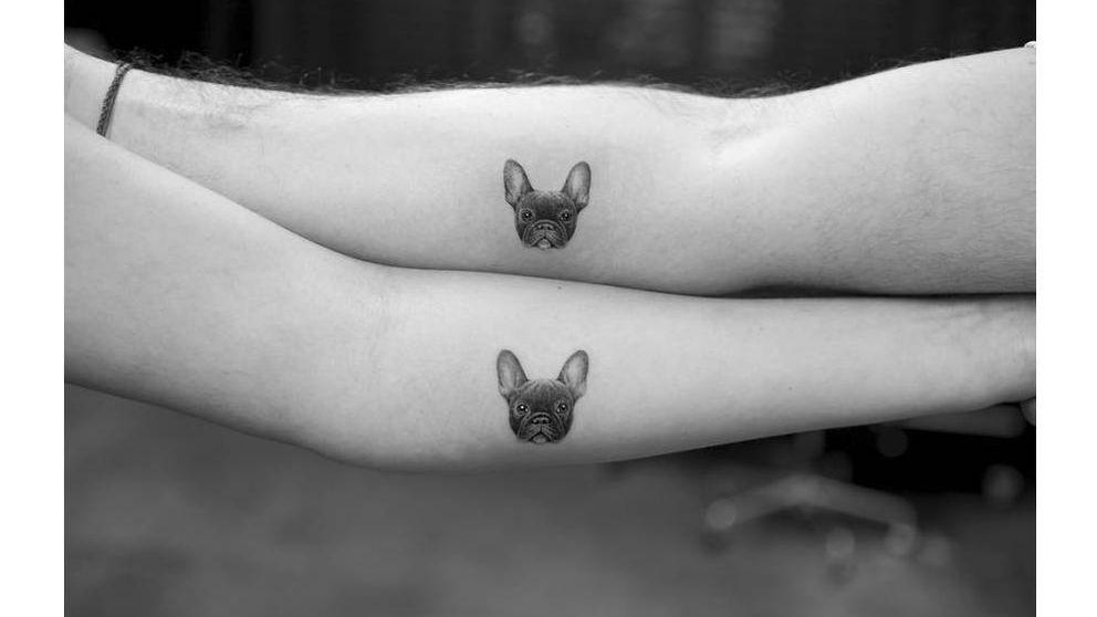 Ideas para tatuarte a tu mejor amigo, tu perro