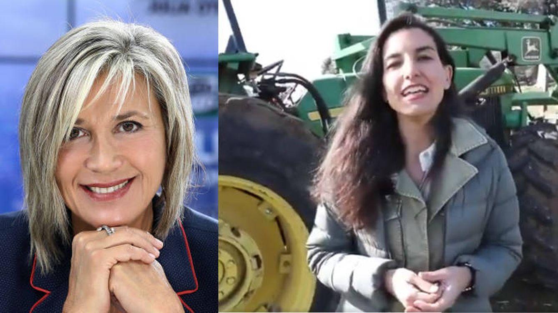 El 'enganchón' de Julia Otero con Rocío Monasterio por culpa del cambio climático