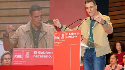 El 'relato' de una presidencia agotada que romperá el PSOE antes que España